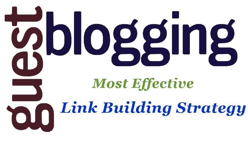 Guest Posting for Link Building