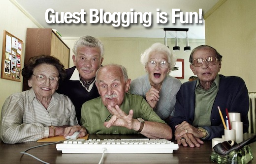 Guest Blogging Can Be Fun
