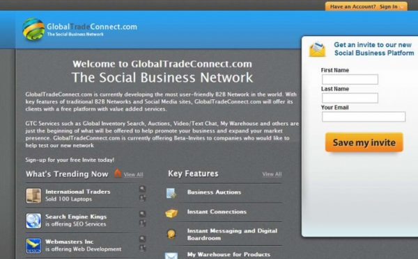 Global Trade Connect