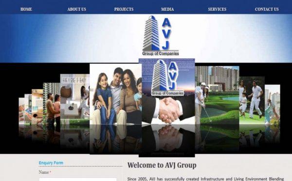 A V J Group