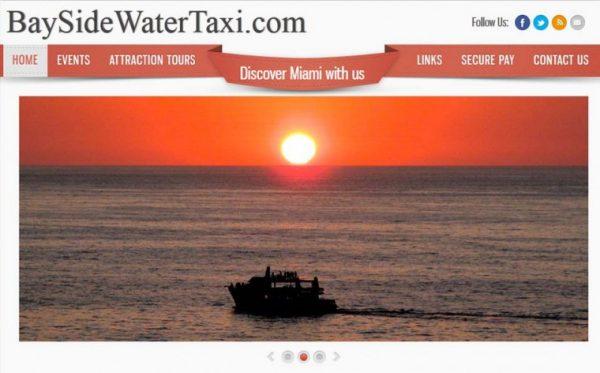 Bayside Watertaxi